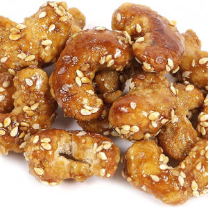 Honey Sesame Cashew